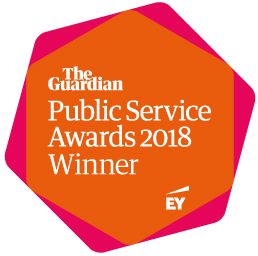 The Guardian's Public Service Awards 2018